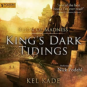 Reign of Madness Audiobook