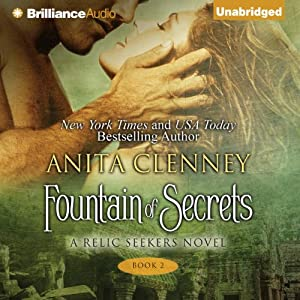 Fountain of Secrets: The Relic Seekers, Book 2 | [Anita Clenney]