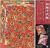 トーヨー 和紙千代紙18cm×18cm