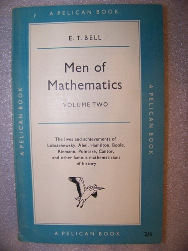 MEN OF MATHEMATICS VOLUME TWO (PELICAN)
