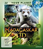 Madagaskar [3D Blu-ray]