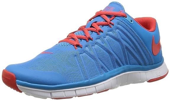 nike free trainer blue