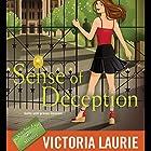 Sense of Deception Hörbuch von Victoria Laurie Gesprochen von: Elizabeth Michaels