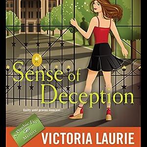Sense of Deception Audiobook