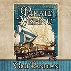 Pirate Vishnu: A Jaya Jones Treasure Hunt Mystery, Book 2 Hörbuch von Gigi Pandian Gesprochen von: Allyson Ryan