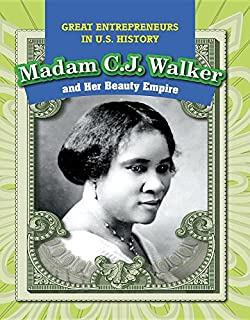 Book Cover: Madam C.j. Walker and Her Beauty Empire