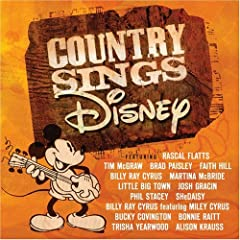 Country Sings Disney (2008)