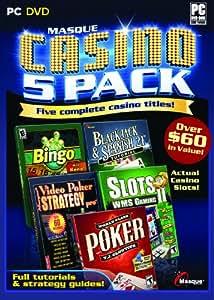 Masque Casino 5 Pack
