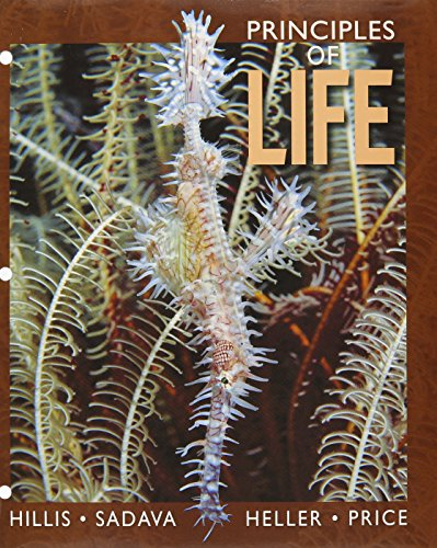 Principles of Life (Loose Leaf) & Student Handbook for Writing in Biology