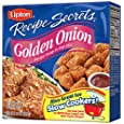 Lipton Recipe Secrets Recipe Soup & Dip Mix, Golden Onion 2.6 oz (Pack of 6)