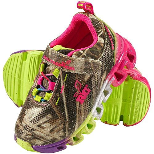 Legendary Whitetails Infant & Toddler Camo Lil Butterfly Light Up Shoes Multi 6 (Shoes For A Lil Girl compare prices)