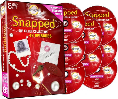 Snapped: The Killer Collection: The Complete Seventh Season (Snapped Season 7 compare prices)