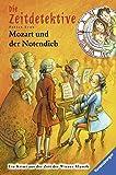 Die Zeitdetektive 28: Mozart und der Notendieb (HC - Die Zeitdetektive)