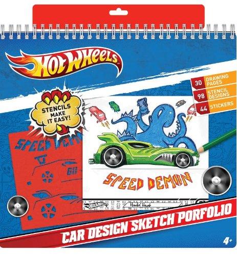 Hot Wheels Sketch Portfolio