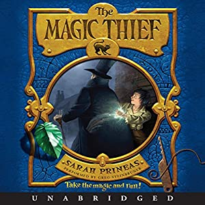 The Magic Thief Audiobook