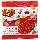 Jelly Belly Sizzling Cinnamon Jelly Beans, 3.5-Ounce Bags (Pack of 12)