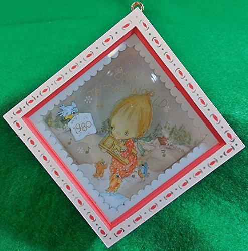 Hallmark Keepsake Ornament Vintage 1980 – Betsey Clark's Christmas titled Joy To The World