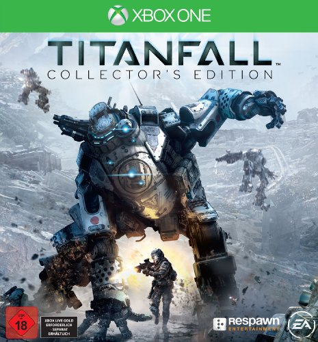 37b62a4b107 Titanfall Collectors Edition  XBOX ONE   IMPORT