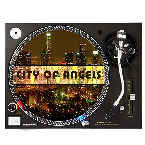 Los Angeles - DJ Turntable Slipmat
