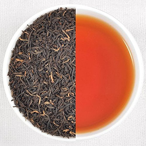 Assam Black Tea Bulk Pack, 16-ounce (Makes 180-230 Cups), Robust & Flavoury, Fresh 2015 Harvest, Direct From India, Loose Leaf Tea