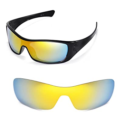 Walleva Replacement Lenses Oakley Sunglasses Dp B00gtdxc1q Oakley Antix Sunglasses