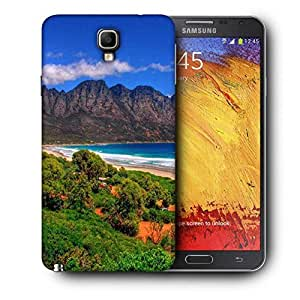 Snoogg Beach View Printed Protective Phone Back Case Cover For Samsung Galaxy NOTE 3 NEO / Note III