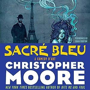 Sacre Bleu Audiobook