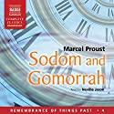Sodom and Gomorrah: Remembrance of Things Past - Volume 4 Audiobook by Marcel Proust Narrated by Neville Jason