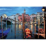 D-Toys Around the World - Venice Jigsaw Puzzle, 1000-Piece