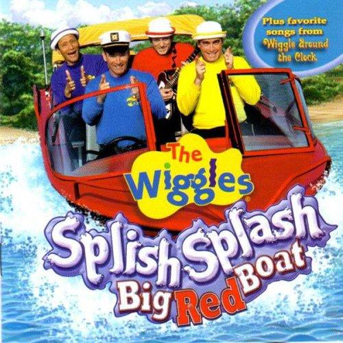 Splish Splash Big Red Boat