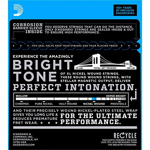 D'Addario EXL120 Nickel Super Light Electric Guitar Strings Two-Pack (Standard) ноутбук dell vostro 5468 5468 9033 5468 9033