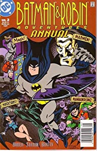 The Batman and Robin Adventures Annual 2 by Hilary Bader