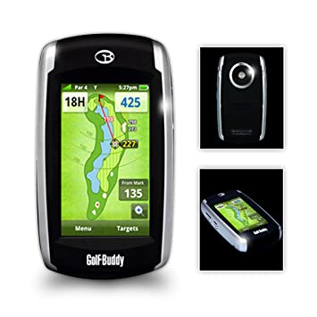 GolfBuddy Golf Range Finder World Platinum Système GPS pour golf