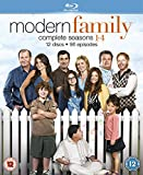 Modern Family: Season 1-4 [Blu-ray]