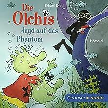 Jagd auf das Phantom (Die Olchis) (       ungekürzt) von Erhard Dietl Gesprochen von: Wolf Frass, Robert Missler, Dagmar Dreke, Eva Michaelis, Stephanie Kirchberger