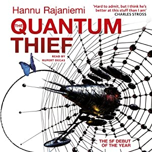 The Quantum Thief Hörbuch