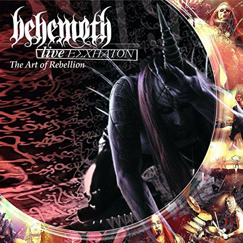 Live Eschaton - the Artof Rebellion