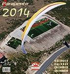 Gleitschirm Kalender Parapente 2014