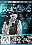 Die Rudi Carrell Show, Vol. 1 / 6 Folgen der beliebten Unterhaltungs-Show mit vielen Stars von 1965 - 1966 (Pidax Serien-Klassiker)[2 DVDs]