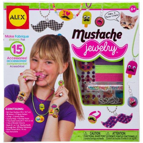 ALEX Toys Do-it-Yourself Wear Mustache Kit - 1