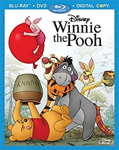 Winnie The Pooh Three-disc Blu-raydvd Combo Digital Copy from Disney