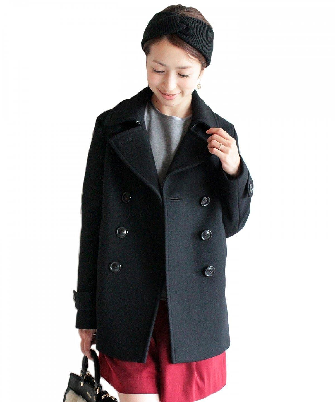 Amazon.co.jp: (ビューティーアンドユースユナイテッドアローズ) BEAUTY&YOUTH UNITED ARROWS BYBC メルトンPコート: 服&ファッション小物通販