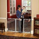 Regalo Baby Regalo Extra Wide WideSpan Walk Through Safety Gate
