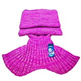 URSKY-Crochet-Knitted-Sofa-Living-Room-Mermaid-Tail-Blanket-Cozy-and-Soft-All-Season-Mermaid-Tail-Pattern-Throw-Sleeping-Bag-For-Adult-Teens-and-Child