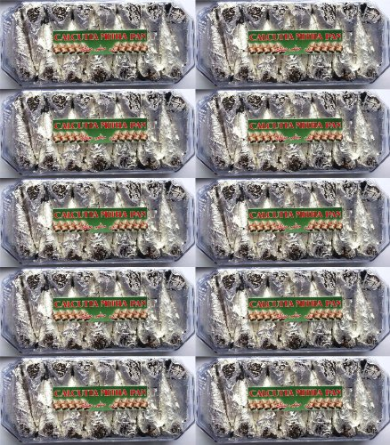 (Qty. 10) Calcutta Mitha Pan (Paan) - 14 Pieces