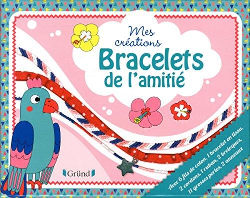Mes créations : Bracelets de l'amitié