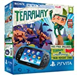 Sony PlayStation Vita WiFi Console Tearaway Bundle with LittleBigPlanet & 16GB Memory Card