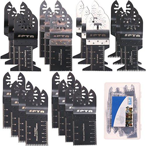 spta-20pcs-oscillating-multi-tool-saw-blade-with-plastic-box-for-fein-multimasterdremelboschmakitade