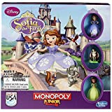 Monopoly Junior Game, Disney Sofia the First Edition