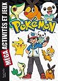 Méga jeux et activités Pokémon